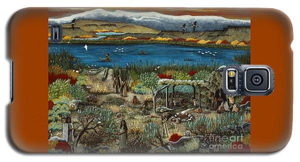 The Oregon Paiute Galaxy S5 Case