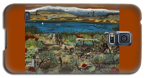 The Oregon Paiute Galaxy S5 Case by Jennifer Lake