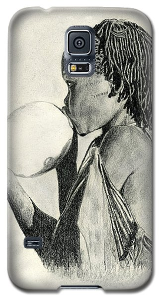The Ostrich Egg Galaxy S5 Case