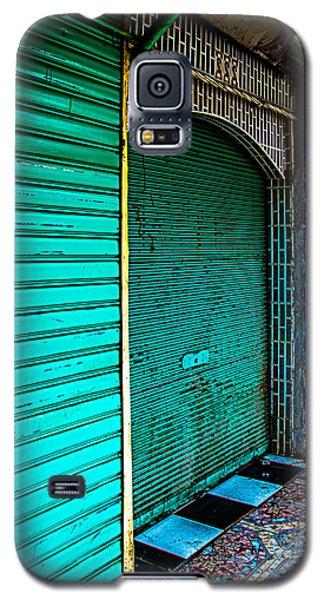 Marrakech Aqua Galaxy S5 Case