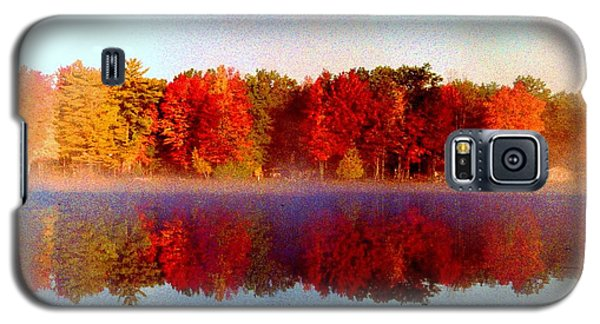 Galaxy S5 Case featuring the photograph The Other Side... by Daniel Thompson