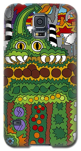 The Other Side Of The Garden  Galaxy S5 Case