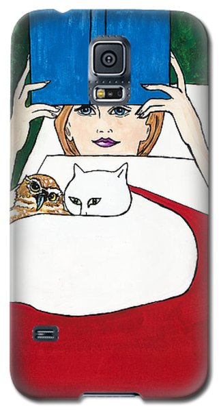 The Owl And The Pussycat Galaxy S5 Case