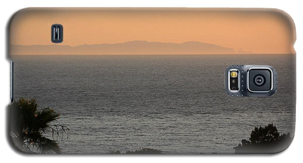 Galaxy S5 Case featuring the photograph The Pacific by Michael Albright