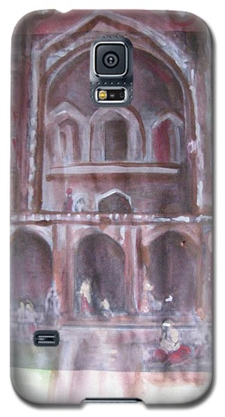 The Pages Of My Heart Galaxy S5 Case by Vikram Singh