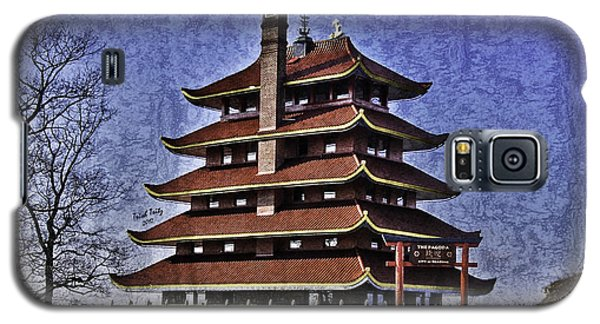 The Pagoda Galaxy S5 Case