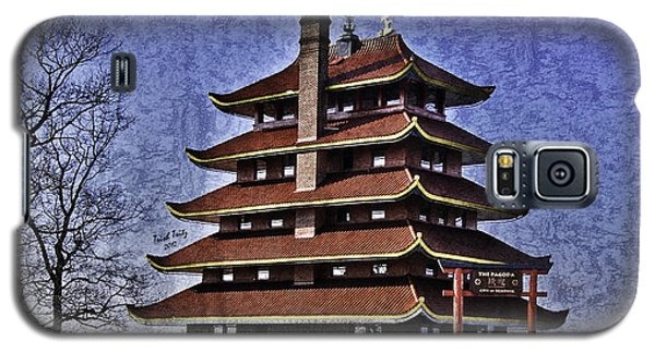 The Pagoda Galaxy S5 Case