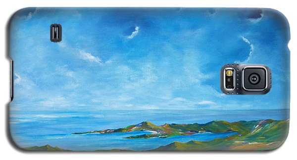 The Palette Of Ireland # 2 Galaxy S5 Case