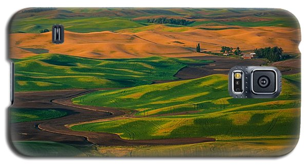 The Palouse Waves Galaxy S5 Case