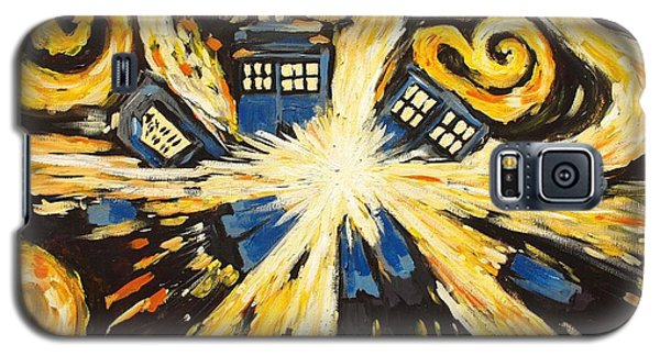 The Pandorica Opens Galaxy S5 Case