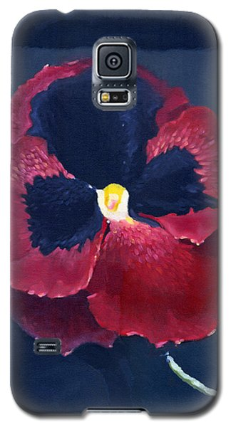 The Pansy Galaxy S5 Case