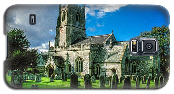 The Parish Church Of St. James Galaxy S5 Case by Ross Henton
