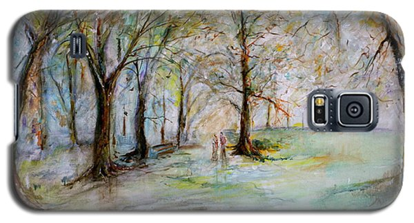 The Park Bench Galaxy S5 Case