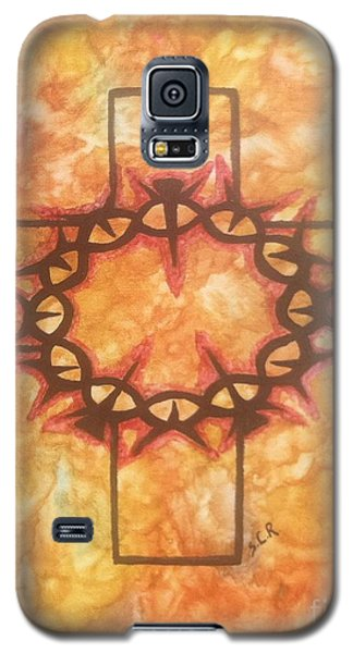 The Passion By Saribelle Rodriguez Galaxy S5 Case by Saribelle Rodriguez
