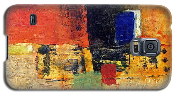 Galaxy S5 Case featuring the painting The Passion by Jim Whalen