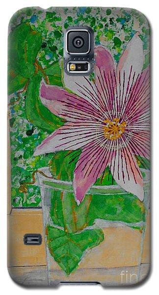 The Passion Vine Galaxy S5 Case