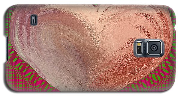 The Passionate Heart Galaxy S5 Case