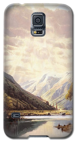 The Path Of Life Galaxy S5 Case