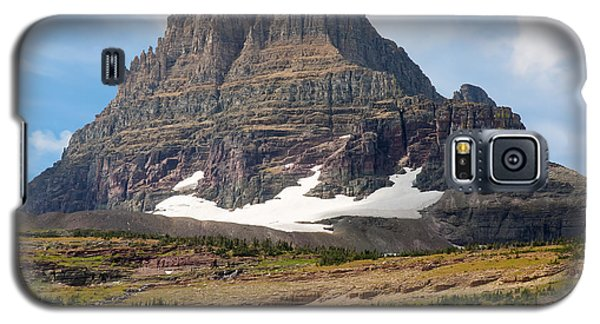 Galaxy S5 Case featuring the photograph The Peak At Logans Pass by John M Bailey