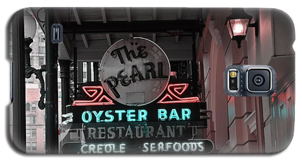 The Pearl Oyster Bar Galaxy S5 Case