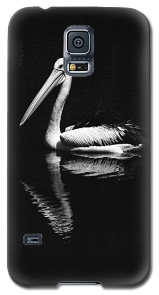 Galaxy S5 Case featuring the photograph The Pelican by Zoe Ferrie