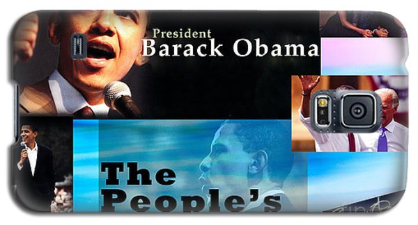 The People's President Still Galaxy S5 Case by Terry Wallace