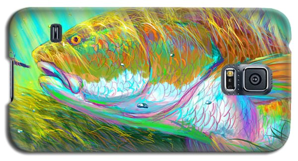 The Perfect Fly For The Perfect Moment  Galaxy S5 Case by Yusniel Santos