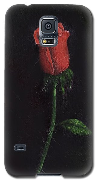 The Perfect Rose Galaxy S5 Case by Becky Lupe