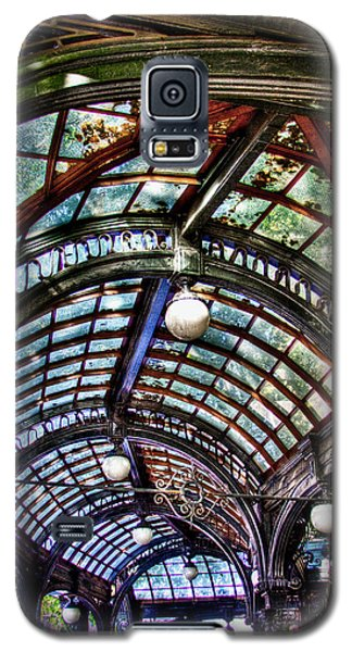 The Pergola Ceiling In Pioneer Square Galaxy S5 Case