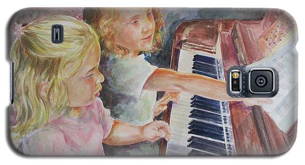 The Piano Lesson Galaxy S5 Case
