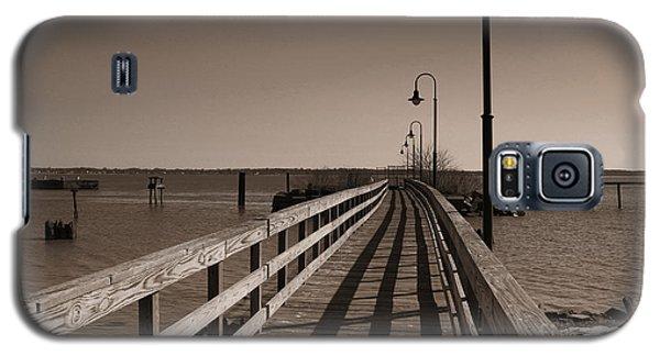 The Pier Galaxy S5 Case