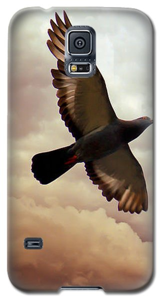 The Pigeon Galaxy S5 Case