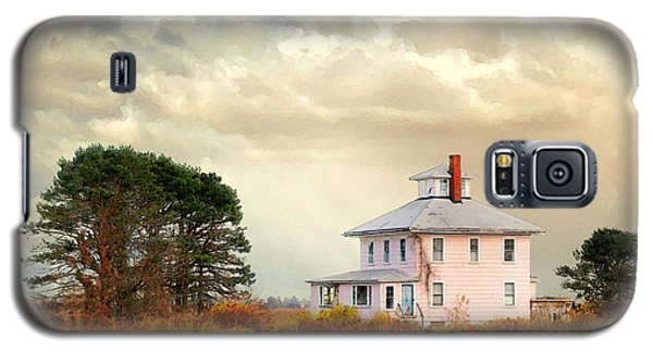 The Pink House Galaxy S5 Case