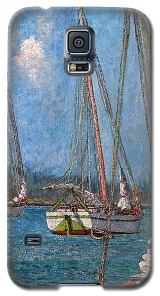 The Pink Mast Galaxy S5 Case