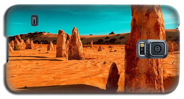 The Pinnacles Galaxy S5 Case