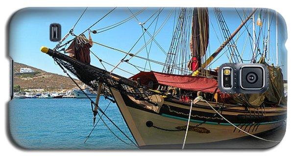 The Pirate Ship  Galaxy S5 Case