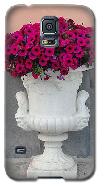 Galaxy S5 Case featuring the photograph The Planter by Natalie Ortiz