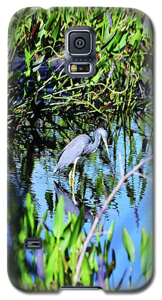 Galaxy S5 Case featuring the photograph The Pool Of Serenity by Kicking Bear  Productions