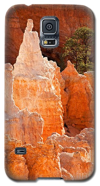 The Pope Sunrise Point Bryce Canyon National Park Galaxy S5 Case