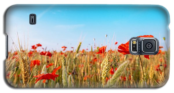 Summer Poetry Galaxy S5 Case
