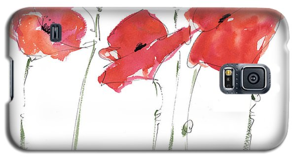 The Poppy Ladies Galaxy S5 Case