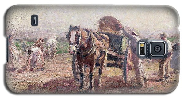 The Potato Pickers Galaxy S5 Case