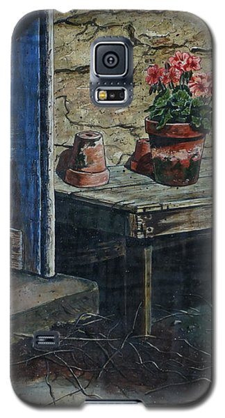 The Potting Bench Galaxy S5 Case
