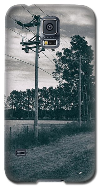 The Power Lines  Galaxy S5 Case