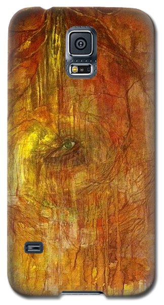 The Power Of Love Galaxy S5 Case by Delona Seserman