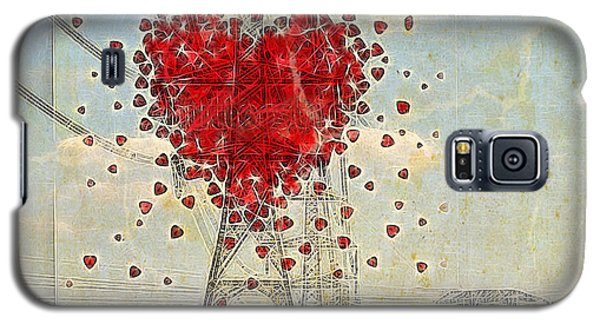 The Power Of Love Galaxy S5 Case