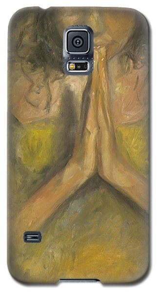 The Power Of Prayer - Blind Faith Galaxy S5 Case