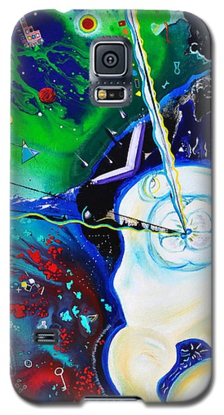 The Power Of Thought Galaxy S5 Case by Christine Ricker Brandt
