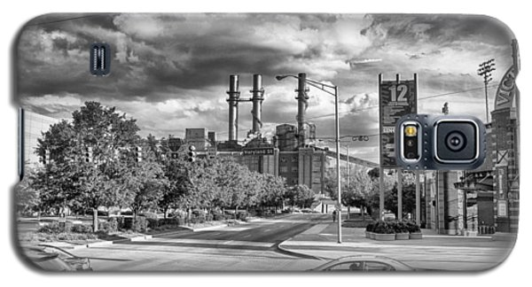 Galaxy S5 Case featuring the photograph The Power Station by Howard Salmon