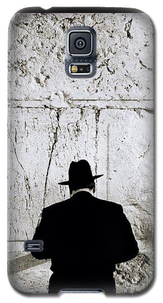 Inspirational Prayer Galaxy S5 Case